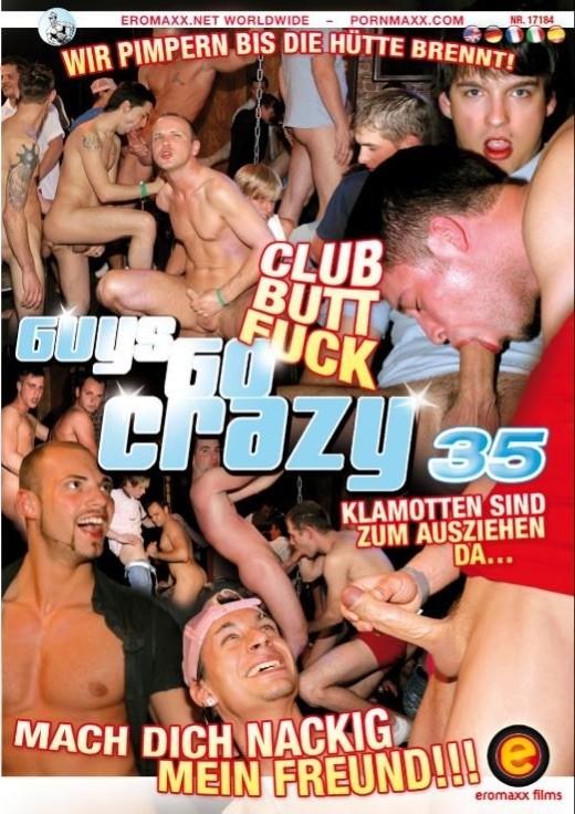 CLUB BUTT FUCK