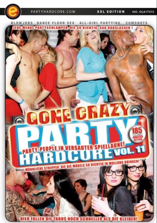 PARTY HARDCORE GONE CRAZY 11