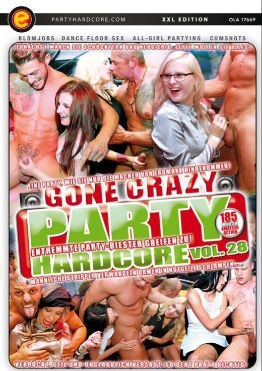 PARTY HARDCORE GONE CRAZY VOL.28