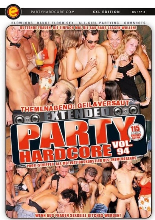 PARTY HARDCORE VOL. 94