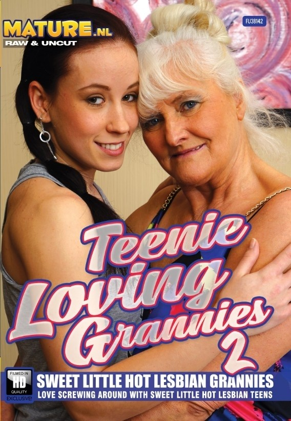 Grannies Try A Threesome