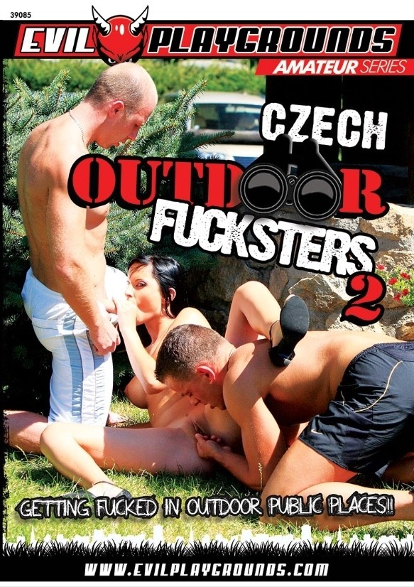 CZECH OUTDOOR FUCKSTERS 2