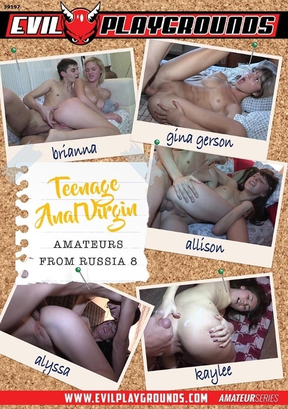 TEENAGE ANAL VIRGIN AMATEURS FROM RUSSIA 8