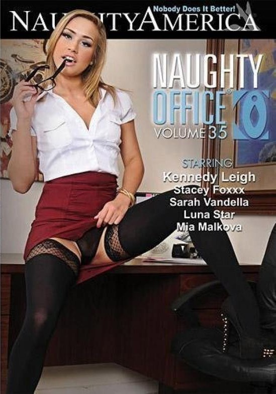 Naughty Office Vol. 35