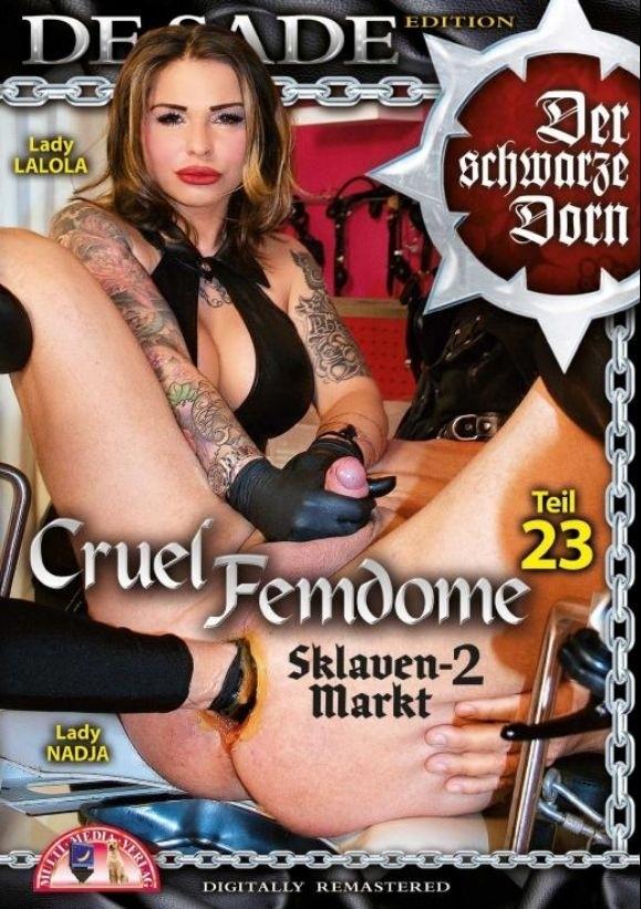 Cruel Femdome 23 Sklavenmarkt 2