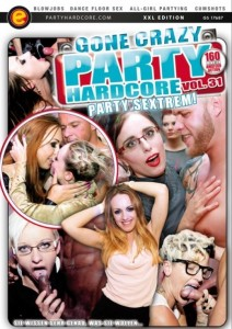 PARTY HARDCORE GONE CRAZY VOL.31