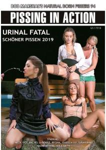 Pissing In Action 94 - Urinal Fatal Schoner Pissen 2019