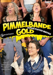 Pimmelbande Gold - Plitsch-Platsch-Quatsch