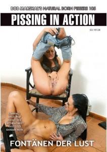 Pissing In Action 105 - Fontanen Der Lust