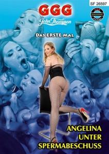 Angelina Unter Spermabeschuss