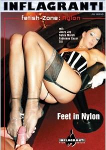 Fetish-Zone: Nylon - Feet in Nylon