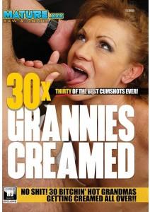 30x Grannies Creamed
