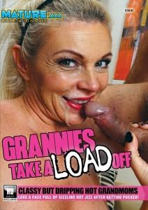 Grannies Take A Load Off