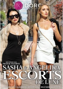Sasha & Angelika Escorts Deluxe