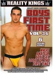 Boys First Time Vol. 36