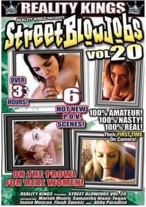 Street Blowjobs Vol. 20