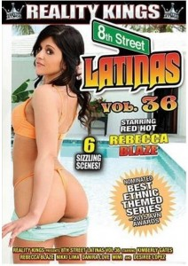 8th Street Latinas Vol. 36