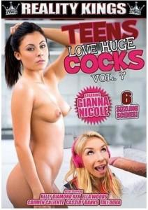 Teens Love Huge Cocks Vol. 07