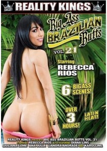 Big Ass Brazilian Butts Vol. 21