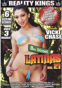 8th Street Latinas Vol. 21