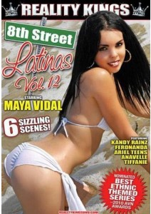 8th Street Latinas Vol. 12