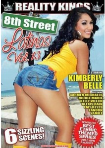 8th Street Latinas Vol. 13