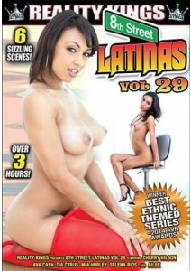 8th Street Latinas Vol. 29