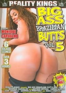 Big Ass Brazilian Butts Vol. 05