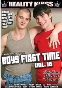 Boys First Time Vol. 16