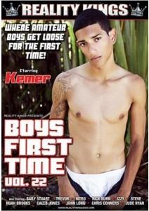 Boys First Time Vol. 22