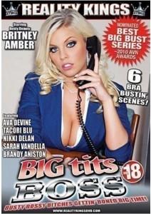 Big Tits Boss Vol. 18