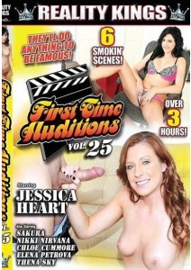 First Time Auditions Vol. 25