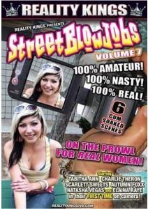 Street Blowjobs Vol. 07