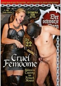 Der schwarze Dorn - Cruel Femdome 22