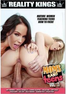 Moms Bang Teens Vol. 25