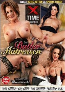 X TIME Der Butler & seine Matressen