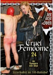 Der schwarze Dorn - Cruel Femdome 24