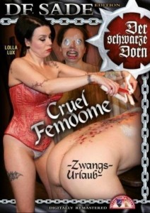 SCHWARZER DORN Cruel Femdome - Zwangsurlaub