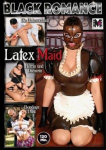 BLACK ROMANCE Latex Maid