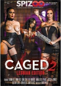 Caged 2 : Lesbian Edition
