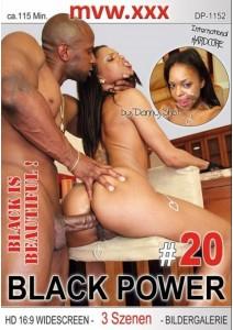 Black Power #20 - Black is beautiful!