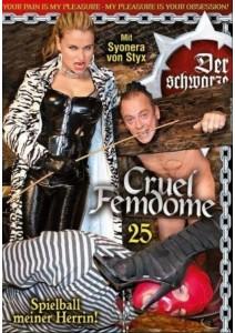 Der schwarze Dorn - Cruel Femdome 25