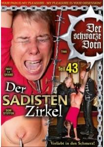 Der schwarze Dorn - Der Sadisten Zirkel 43