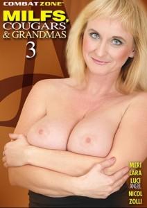 Milfs, Cougars and Grandmas 3