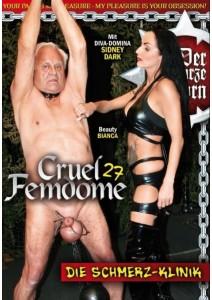 Der schwarze Dorn - Cruel Femdome 27 Die Schmerz-Klinik
