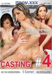 Casting #04 - Das erste Mal vor der Kamera!