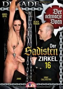 SCHWARZER DORN Der Sadisten-Zirkel 16
