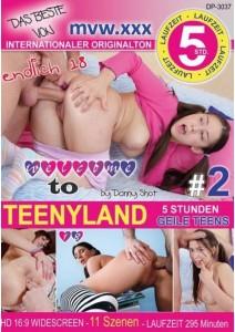 Teenyland #2 - 5 Stunden geile Teens