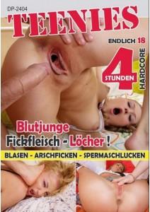 Teenies 4 Std. - Blutjunge Fickfleisch-Löcher!