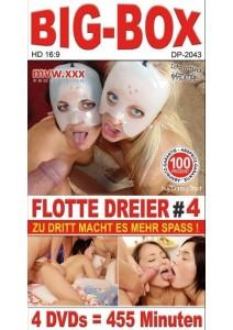 BOX Big Box Flotte Dreier #4 (4 DVD)